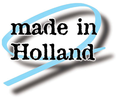 Klay Instruments Made in Holland