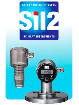 Klay Transmitters SIL certified