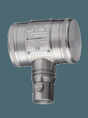Klay Instruments 2000 Intelligent pressure transmitter