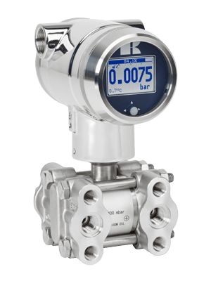 New: Differential Pressure Transmitter DP-4000 by Klay Instruments